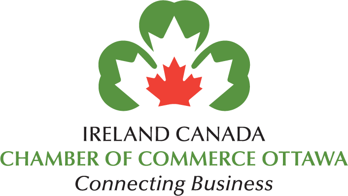 The Ireland Canada Chamber of Commerce Ottawa logo