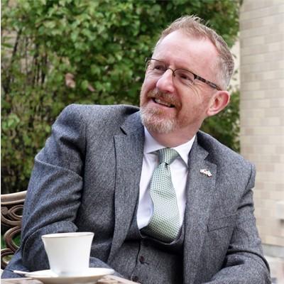 Ambassador Eamonn McKee